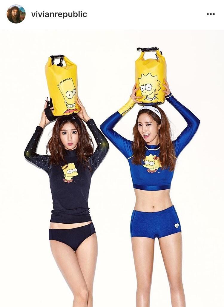 #yulviv Yuri ลูกพี่ลูกน้อง Vivian แพ็คคู่ บันเทิงเกาหลี ออดิชั่น นางเอกซีรีส์ ซีรีส์เกาหลี My Sassy Girl