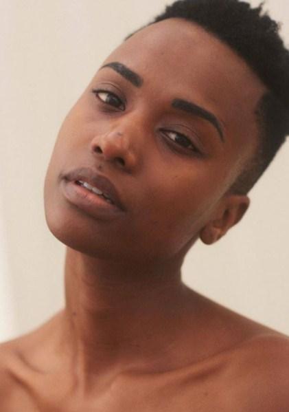 Zozibini Tunzi Miss Universe 2019 South Africa  แต่งหน้า