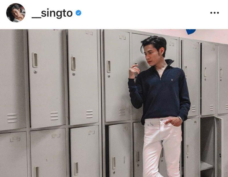#SingtoHVD2020 สิงโต ปราชญา วันวาเลนไทน์