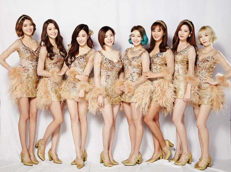 Girls Generation Gee Fly Sooyoung, Seohyun และ Tiffany