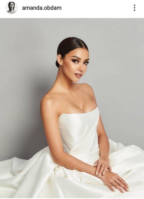 อแมนด้า Miss Universe 2020