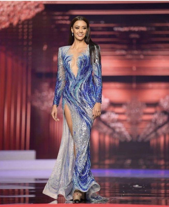 อแมนด้า ชาลิสา ออบดัม Miss Universe 2020