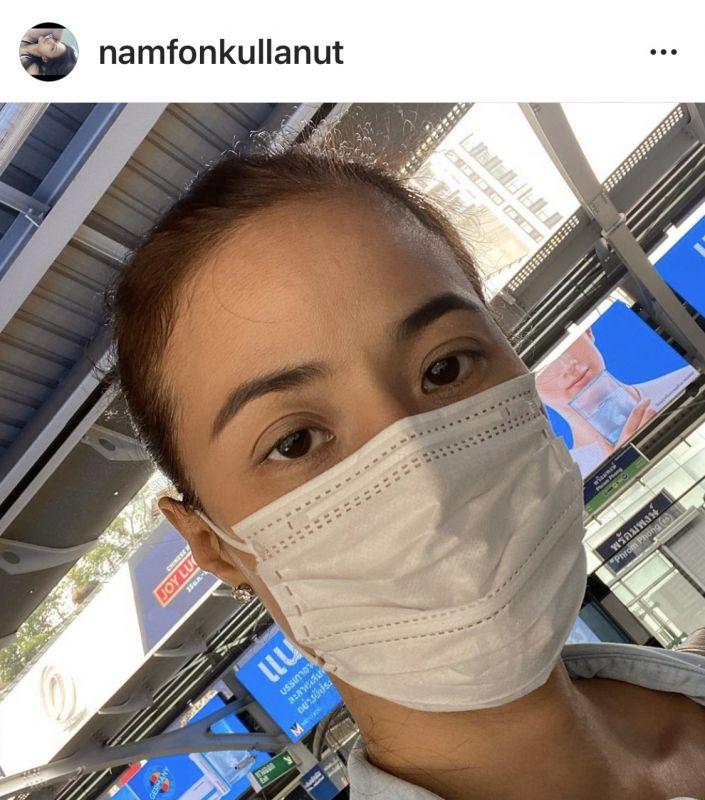 PM2.5 ฝุ่น ใส่หน้ากาก