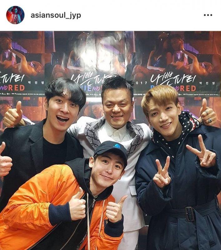 พัค จินยอง JYP มีลูก มีทายาท