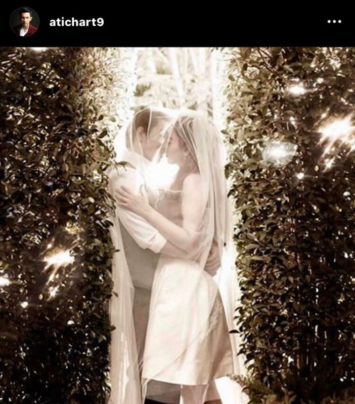 อั้ม อธิชาติ นัท มีเรีย ครบรอบแต่งงาน