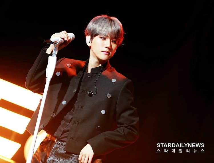 Baekhyun ขายดี อันดับ 1 kpop