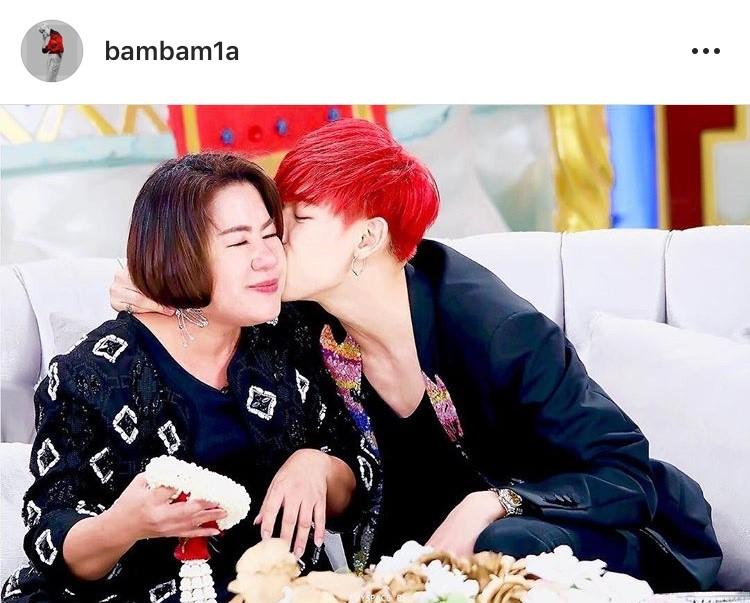 แม่ แบมแบม Bambam GOT7 ความสำเร็จ