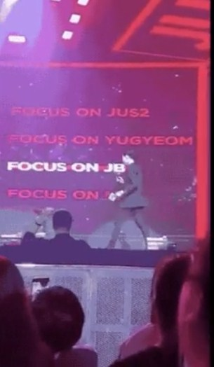 JB BamBam Jus2 แบมแบม เจบี #Jus2_FOCUSTOURinBANGKOK_Day3