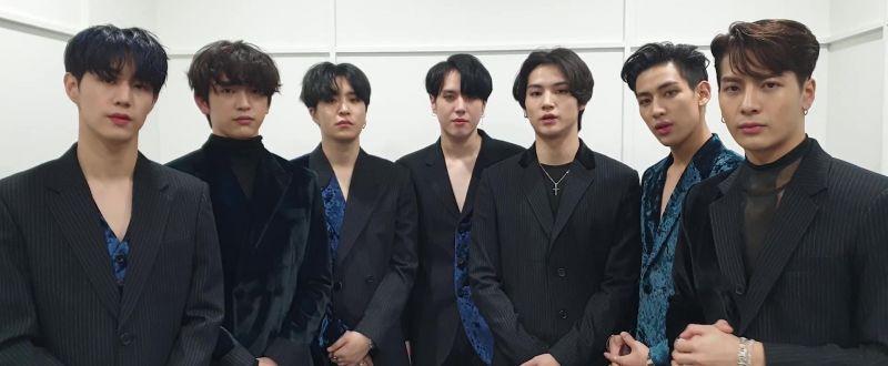 GOT7 นักร้องเกาหลี ไอดอล อากาเซ บอยแบนด์
