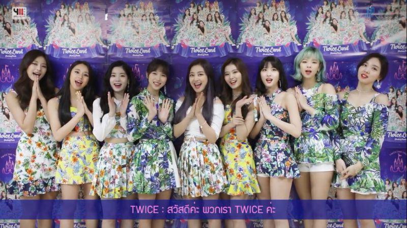 TWICELANDZONE2inBANGKOK kpop