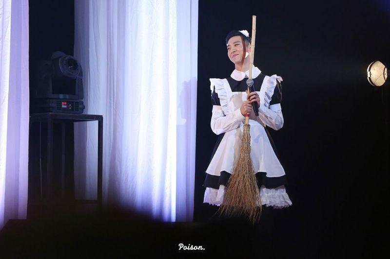 ไอดอลเกาหลี ชาย แต่งหญิง