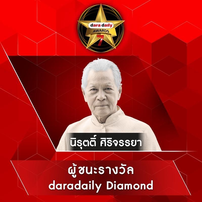 daradaily Awards 2017 ประกาศรางวัล
