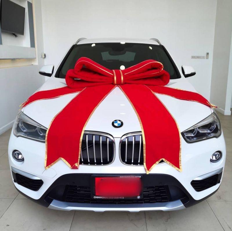 บาส สุรเดช ซื้อ รถหรู ของขวัญ ปีใหม่ แม่