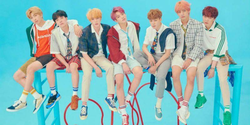 BTS English version เพลง kpop idol
