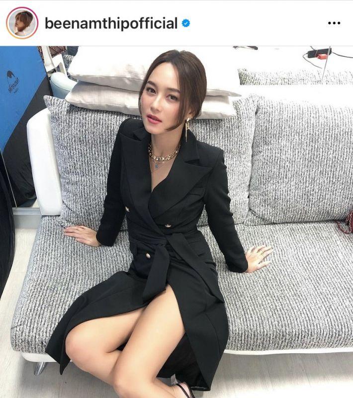 บี น้ำทิพย์ ฟลุค ชลัคร ดารา นักแสดง แฟน