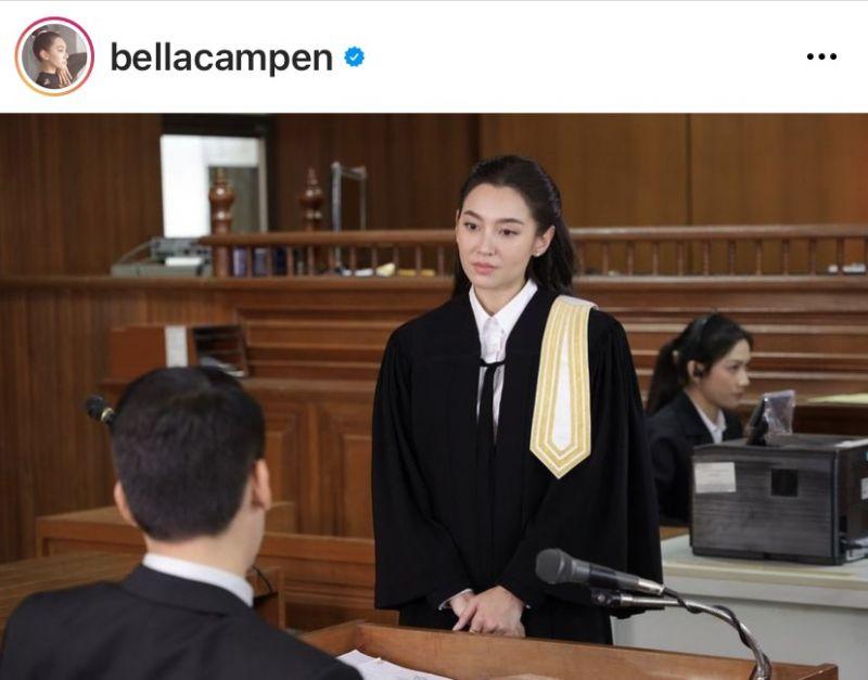 เบลล่า ราณี พีค กองทัพ ให้รักพิพากษา นางเอก