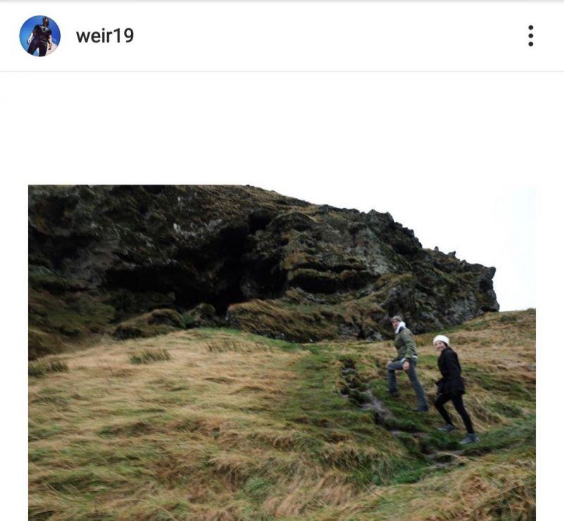 เวียร์ ศุกลวัฒน์ เบลล่า ราณี แคมเปน อวดภาพ ความหวาน #ไม่ใช่ไอซ์แลนด์ทำแทนไม่ได้