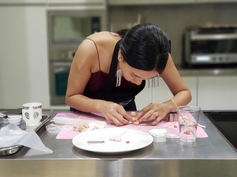 เบนซ์ ปุณยาพร ความรัก แฟน ทำขนม วาเลนไทน์ ของขวัญ