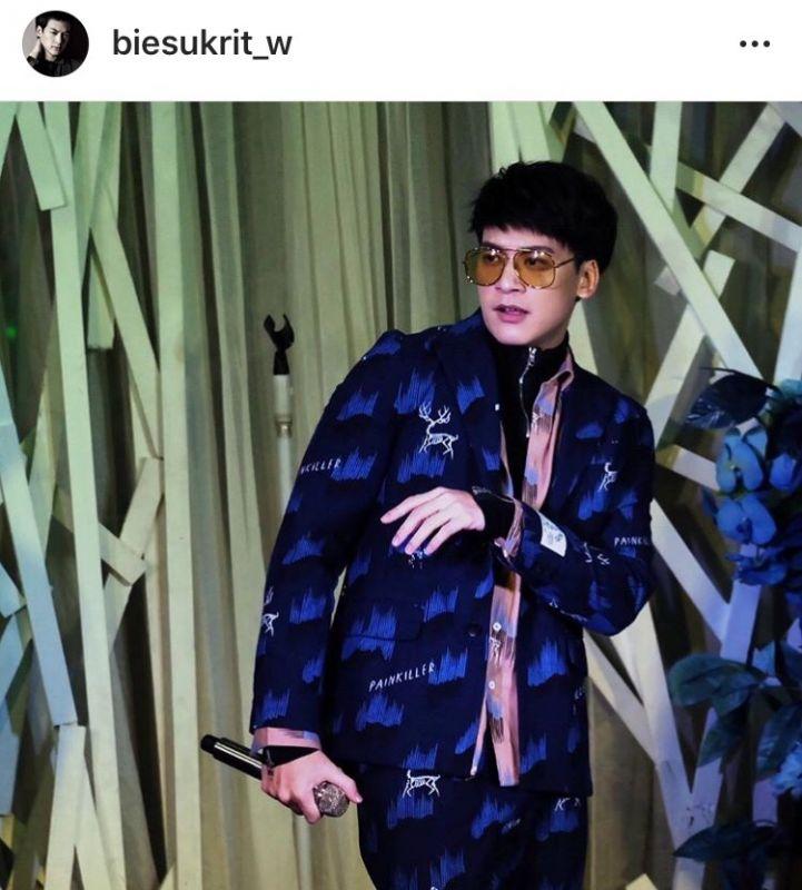 บี้ สุกฤษฎิ์  ฟิล์ม ธนภัทร นักแสดง ละคร ช่อง one