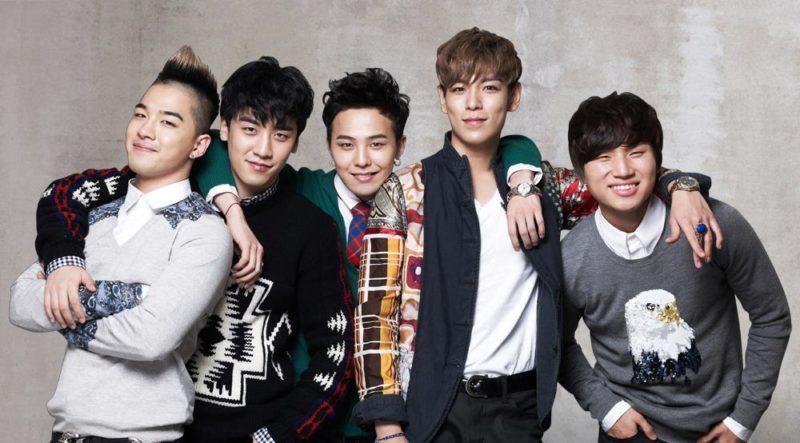 BIGBANG Flower Road เข้ากรม