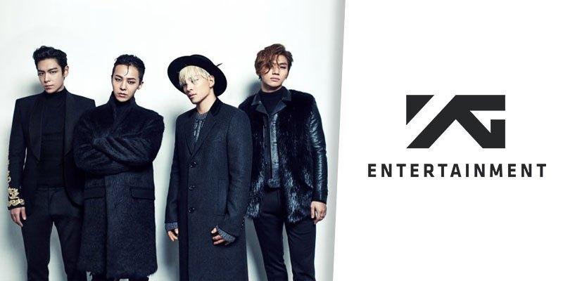 YG Entertainment BIGBANG G-DRAGON ท็อป แทยัง และแดซอง