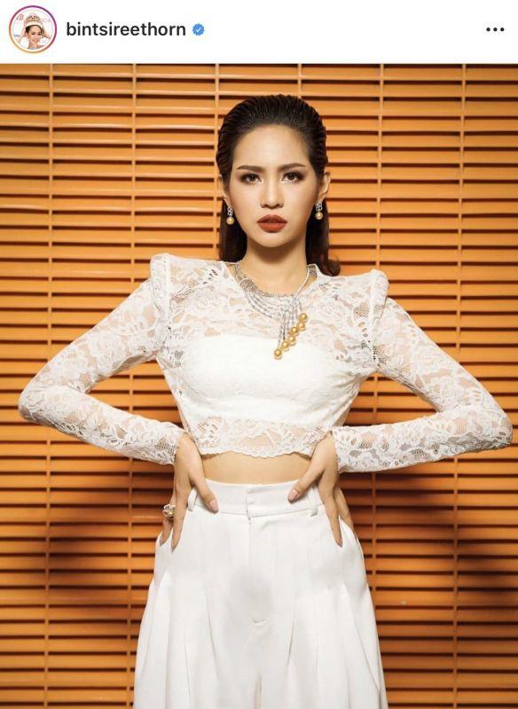 บิ๊นท์ สิรีธร Miss International 2019 เข้าวงการ ละคร