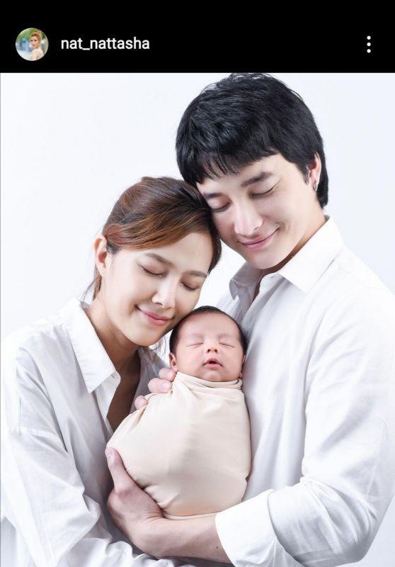 ดารา ตั้งท้อง พ่อ แม่ ทายาท 2020
