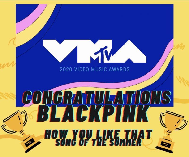 BLACKPINK VMAs