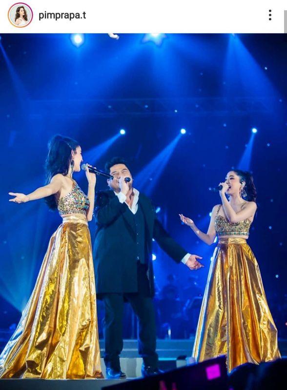โบว์ พิม คอนเสิร์ต ช่อง 7