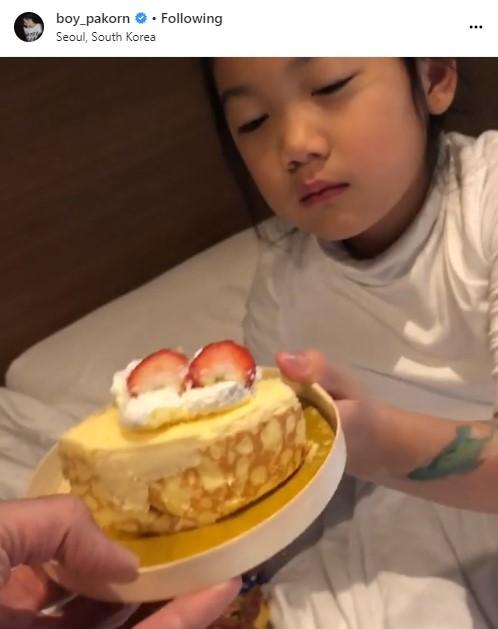 บอย ปกรณ์ เที่ยว ญี่ปุ่น วันใหม่ วันเกิด