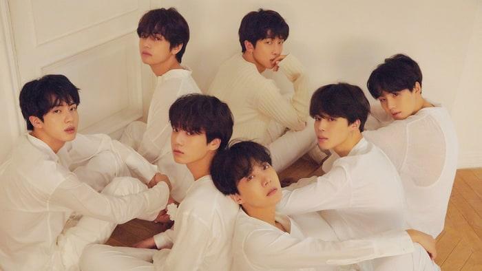 BTS อัลบั้ม ขายดี อเมริกา