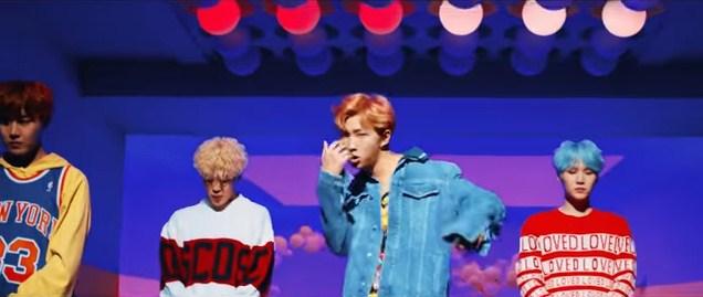 BTS DNA Fantastic Baby BIGBANG  ยอดวิว