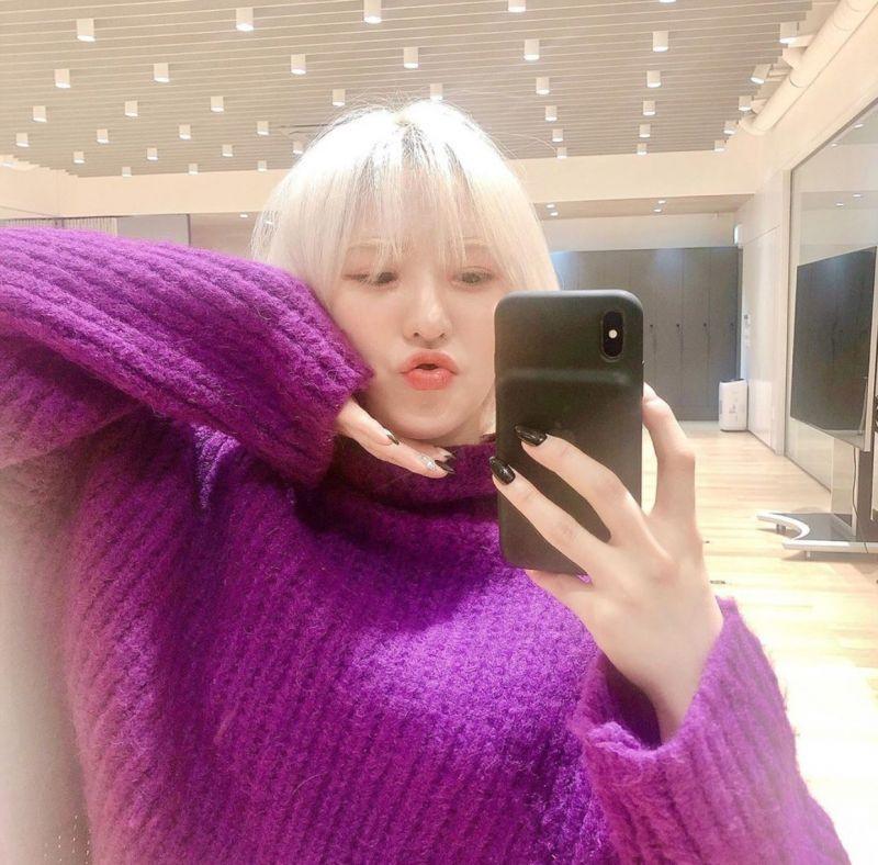 Wendy SBS Gayo 2019 บาดเจ็บ ซ้อม