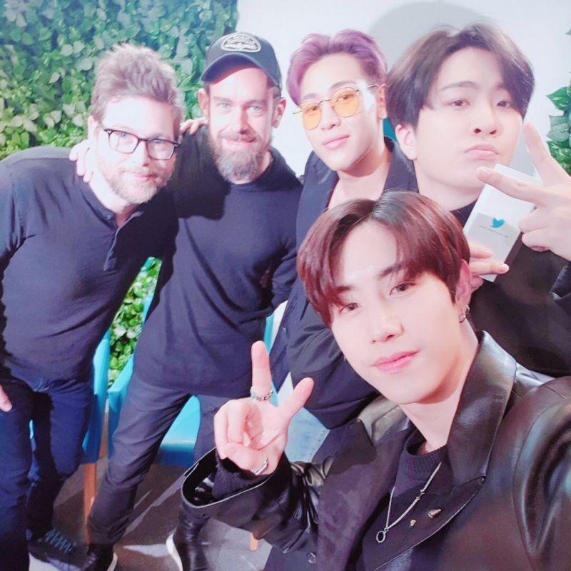 CEO Twitter GOT7 มีชื่อเสียง kpop