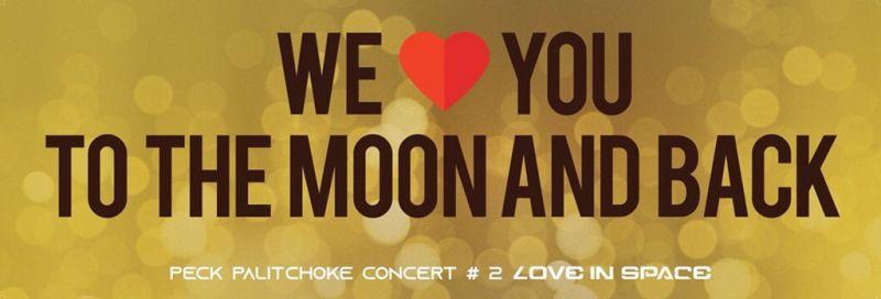 เป๊ก ผลิตโชค LOVEINSPACE คอนเสิร์ต