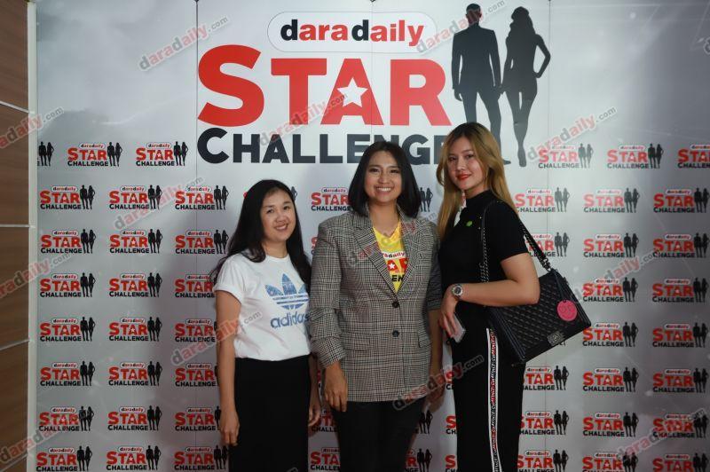 daradaily Star Challenge นางแบบ นายแบบ