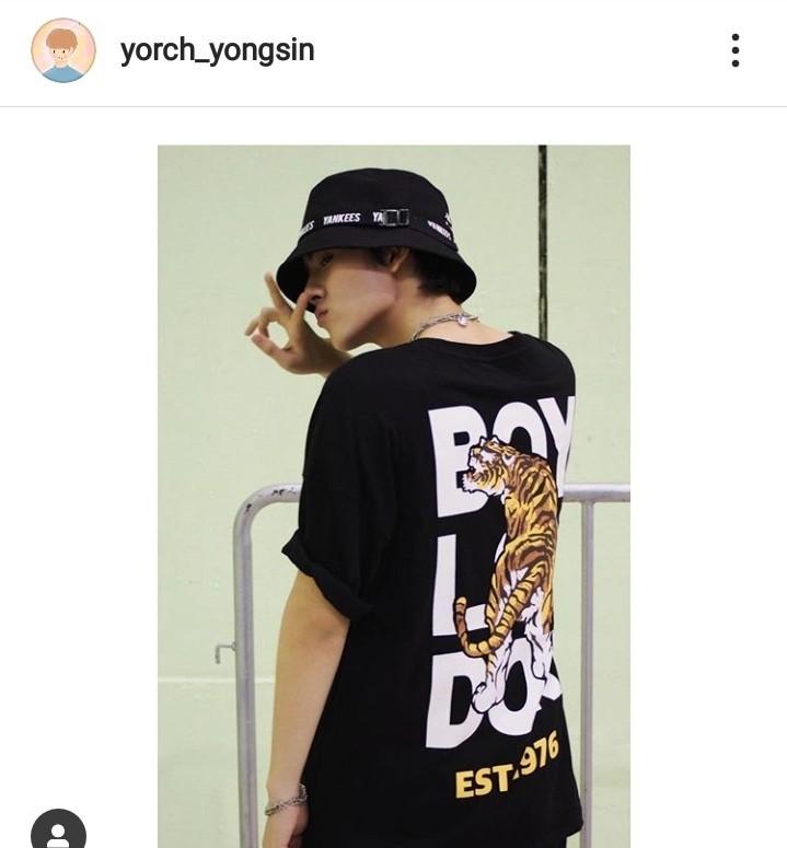 ยอร์ช ยงศิลป์ โกอินเตอร์เป็นศิลปินไอดอลเกาหลี