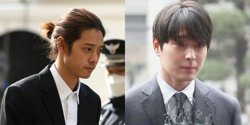 Joon Young Jonghun 5 ปี เซ่นคดีฉาว