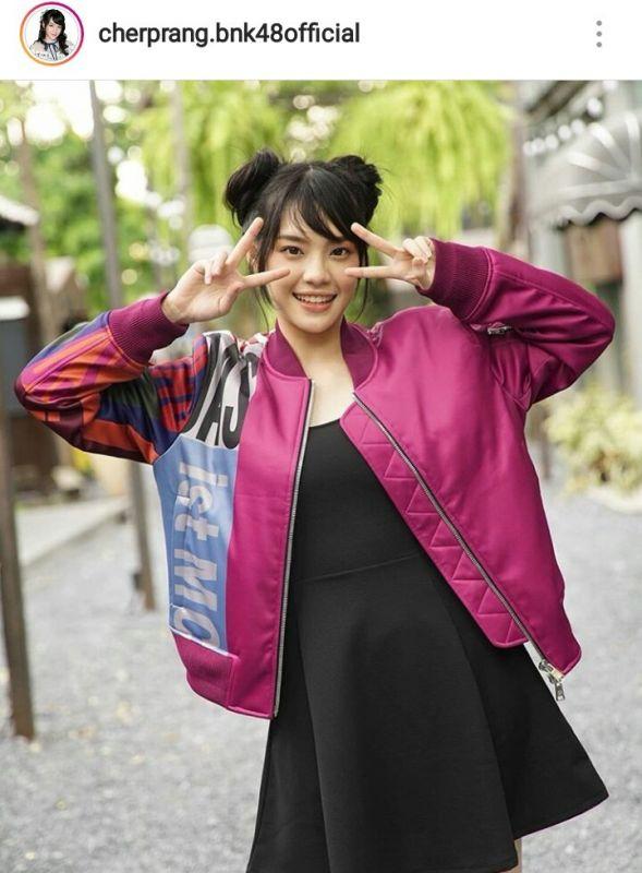 เฌอปราง BNK48 ภาพยนต์ นางเอก แสดงนำ