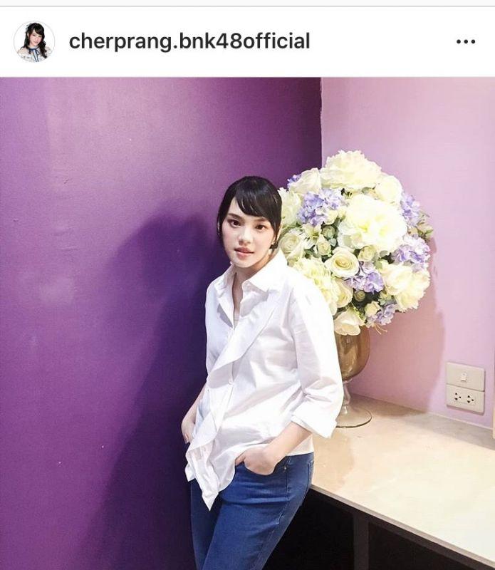 เฌอปราง BNK48 AKB48 Senbatsu2018 ปก AV