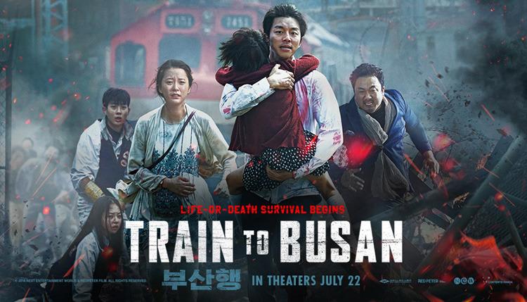 #TraintoPusan ภาพยนตร์ซอมบี้ หนังเกาหลี ภาพยนตร์ทำรายได้ดีที่สุด บันเทิงเกาหลี