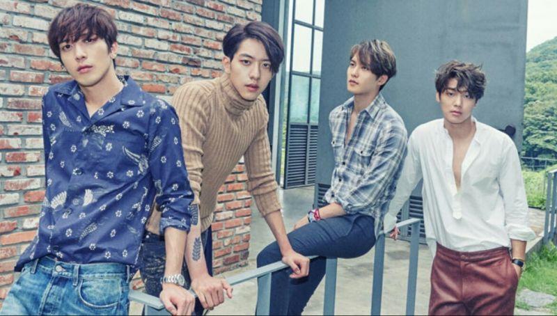 เปิดโปรไฟล์ พร้อมทำความรู้จัก 4 หนุ่มสุดฮอต จากแดนกิมจิCNBLUE