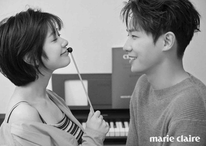 ไอดอล คู่รัก เกาหลี kpop