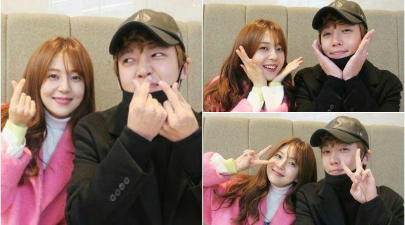 ไอดอล คู่รัก kpop เกาหลี
