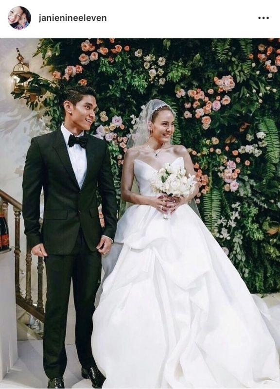 วิวาห์ คนบันเทิง ปี2018 แต่งงาน