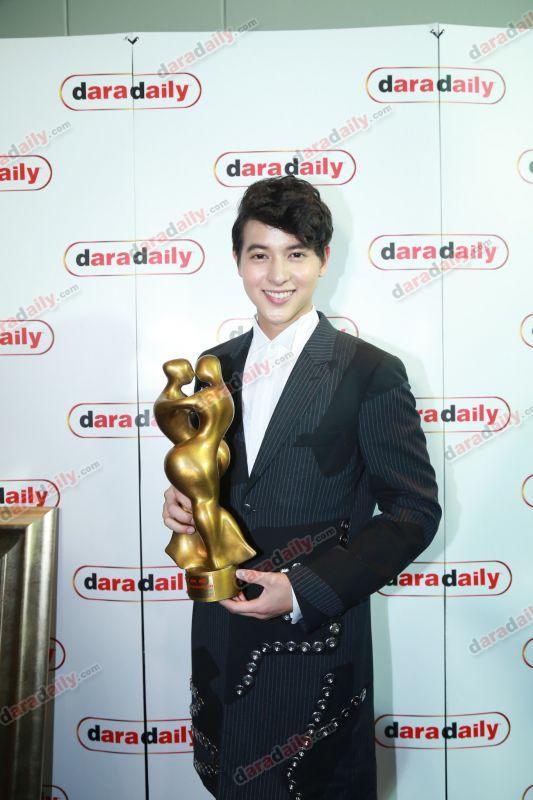 daradaily awards งานประกาศรางวัล ดาวรุ่งหญิงชาย