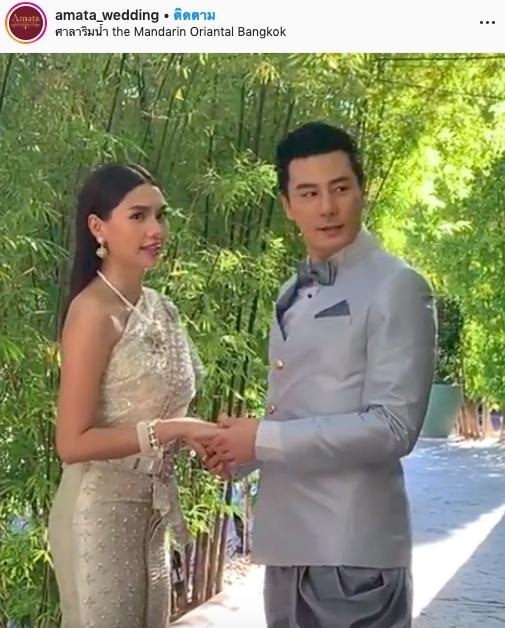 โดม ปกรณ์ ลัม เมทัล สุขขาว แต่งงาน