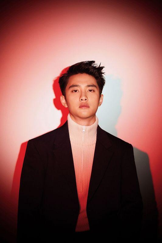 D.O EXO เข้ากรม kpop