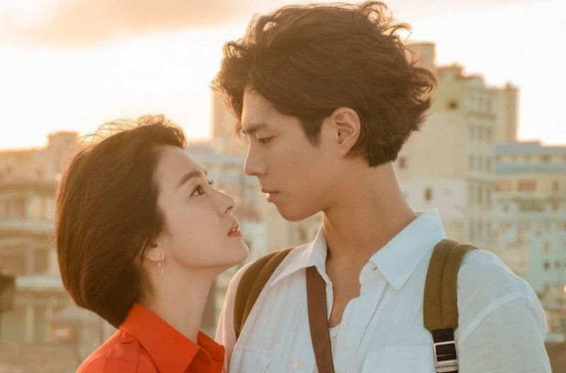Song Hye Kyo Park Bo Gum Encounter