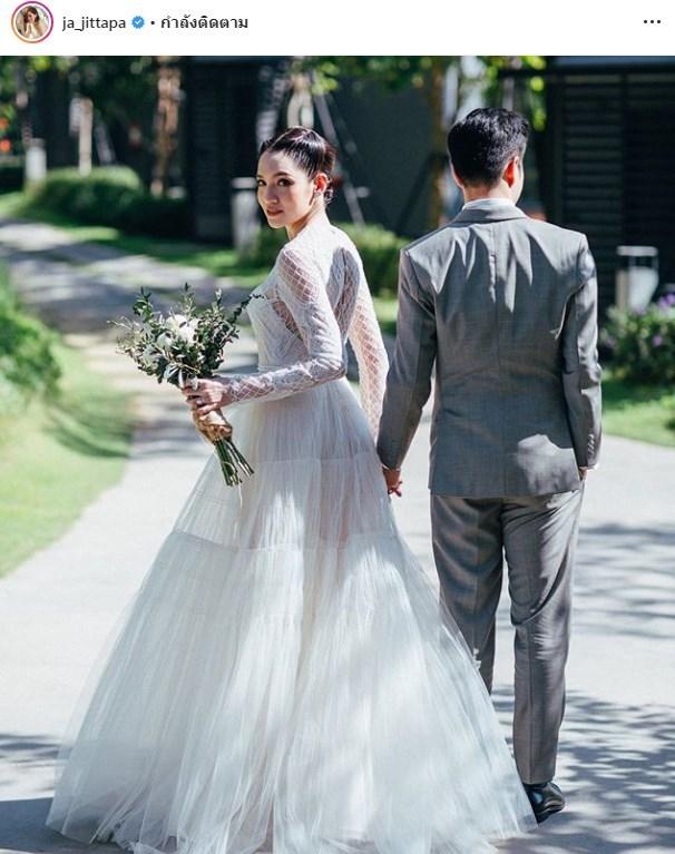 เจ้าสาว แต่งงาน ชุด คนบันเทิง ดารา